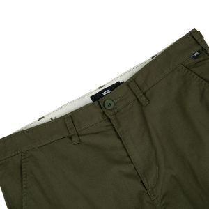男款梭织长裤