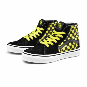 VANS X WHERE'S WALDO SK8-HI中大童联名板鞋运动鞋