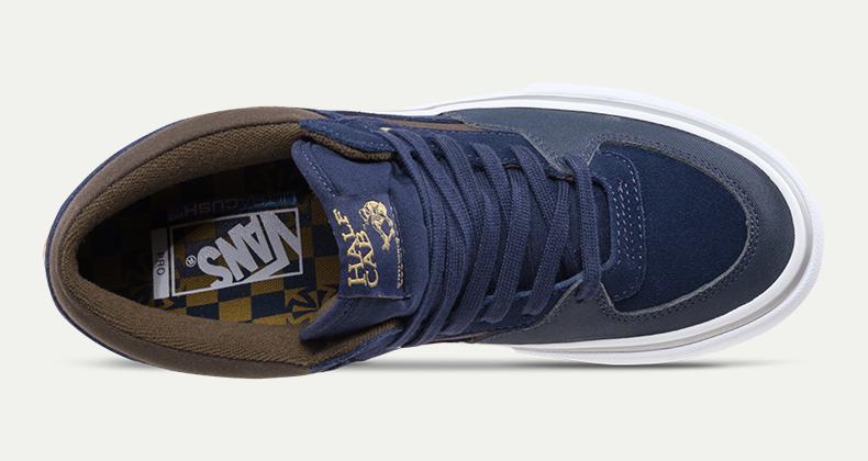 Vans滑板鞋(蓝色)