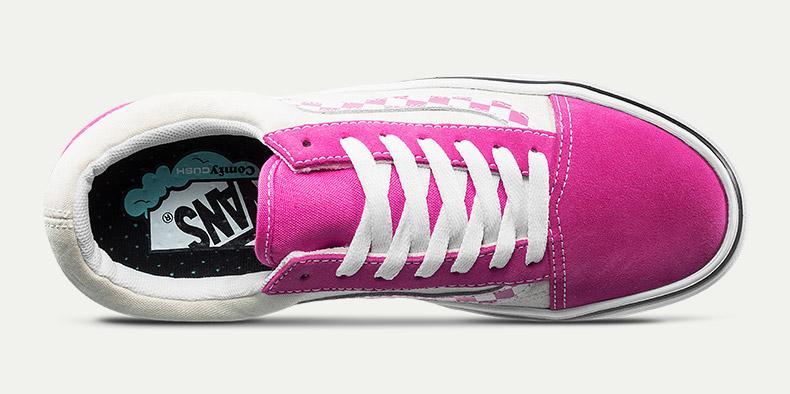 vans滑板鞋板鞋