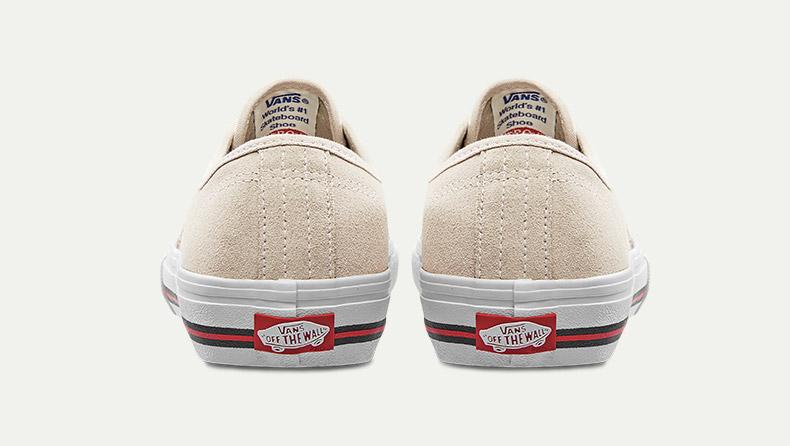 Vans(范斯)滑板鞋有的不仅是专业,舒适感也是非常重要的