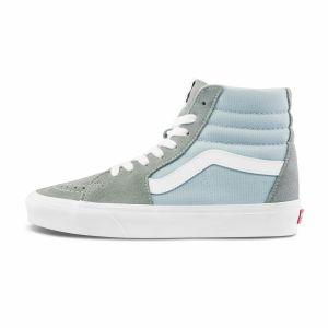 灰色/淡蓝色
