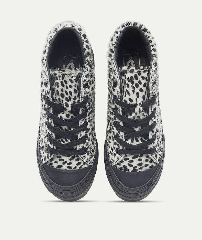 穿上它,用vans鞋带系法打造一款独特的造型,尽情展现万斯经典款的魅力