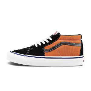 橙色/黑色