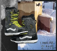 VANS 冬季雪靴系列