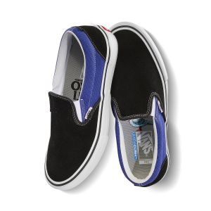 Vans(范斯)SLIP-ON PRO 男女同款滑板鞋板鞋