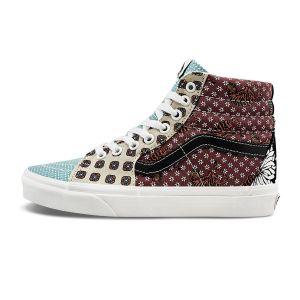 SK8-HI 男女款帆布鞋