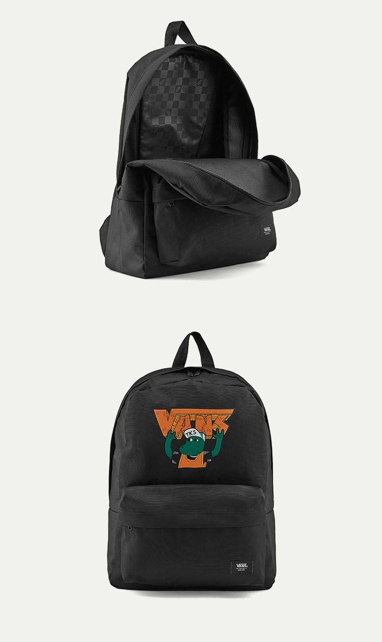 万斯男女同款背包运动背包