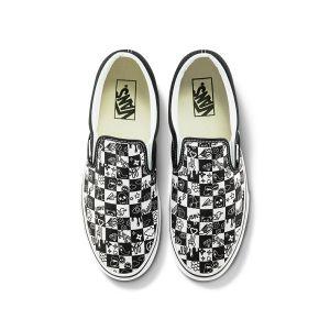 CLASSIC SLIP-ON男女帆布鞋