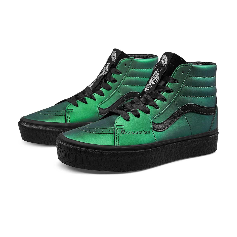 vans板鞋_VN0A4BTVXKQ丨SK8-Hi Platform RB 男女同款板鞋(魔法绿)丨经典系列 ...